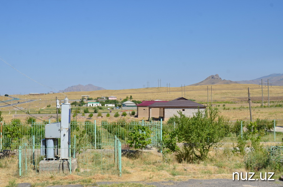 Поселок Богдон превратится в город- центр атомной энергетики Узбекистана