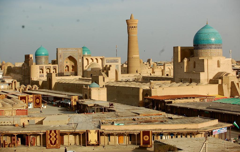 В Бухаре будет построен комплекс «Bukhara City»