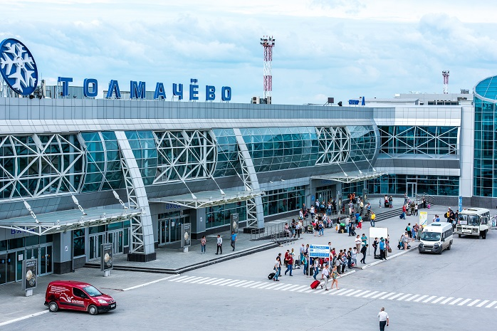 В Новосибирском аэропорту по подозрению в торговле людьми задержан гражданин Узбекистана