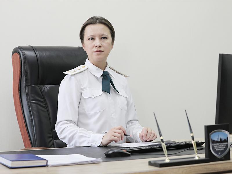 Назначен новый начальник  информационного мультимедийного центра ГУВД Ташкента