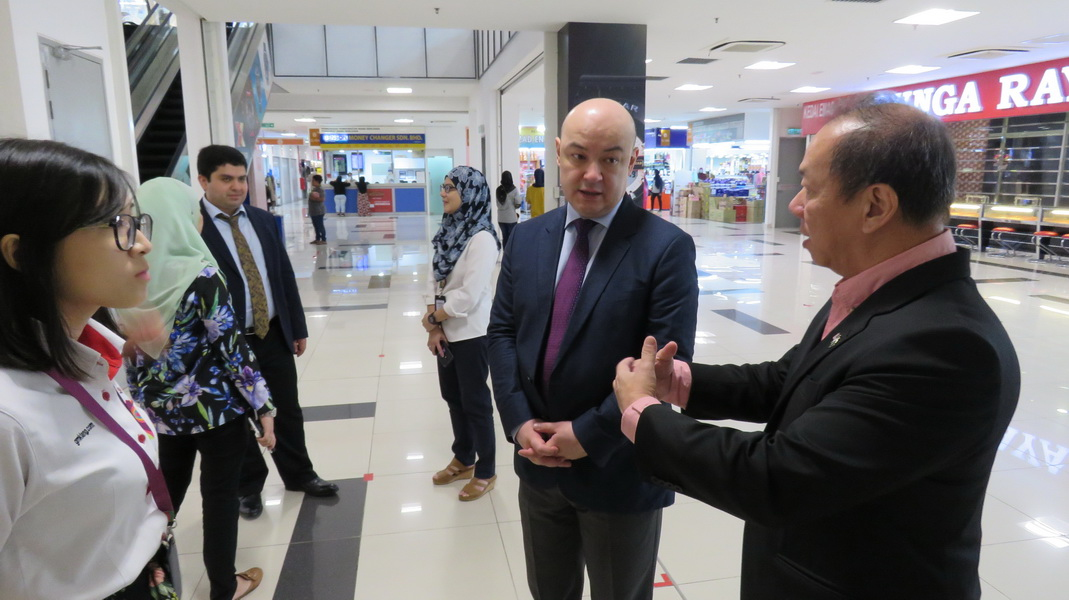В Малайзии появится торговый дом Узбекистана