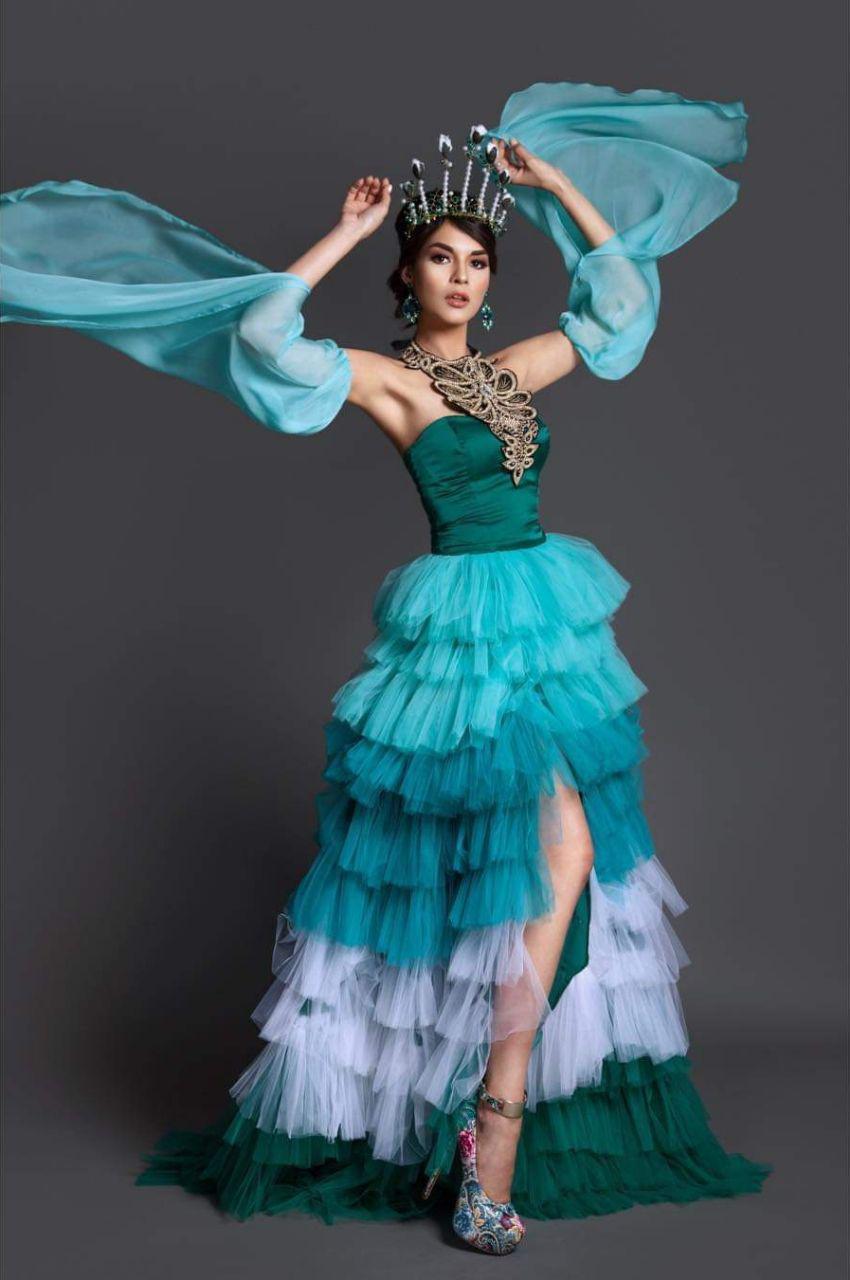 Еще одна красавица из Узбекистана выступит на престижном мировом конкурсе красоты Miss International (фото+видео)