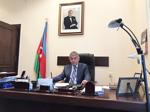Посол Азербайджана в Узбекистане награжден орденом 2-й степени «За заслуги перед Отечеством»