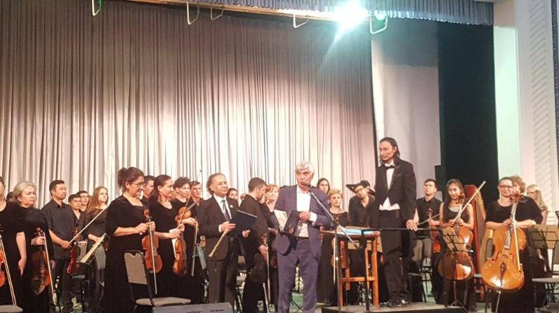 Мир магической музыки Рашида Калимуллина