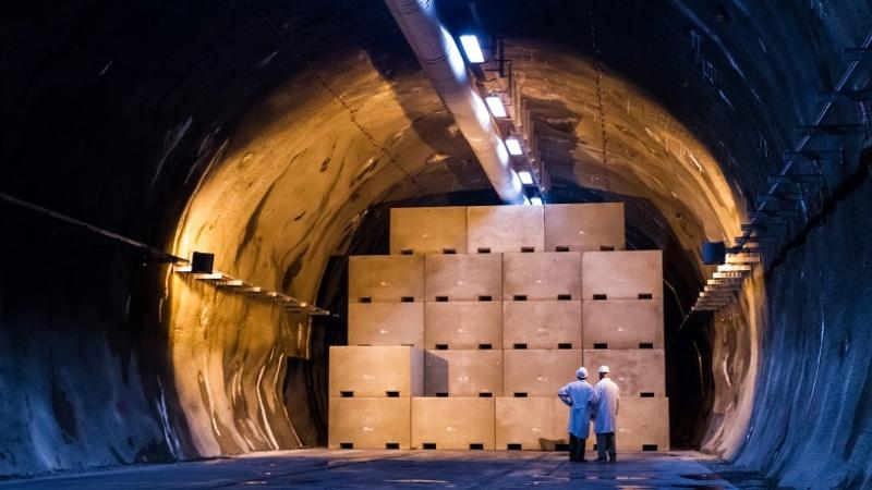"""Агентство """"Узатом"""" рассказало, где будут утилизироваться радиоактивные отходы от АЭС"""