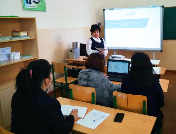 К системе Kundalik уже подключены 53 ташкентские школы: отзывы учителей и родителей