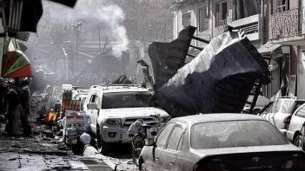 Число пострадавших при террористической атаке в Афганистане возросло до 179