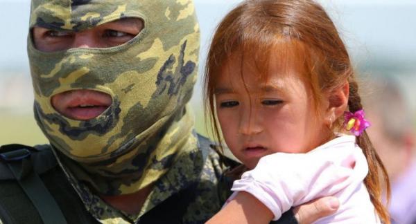 Жангарининг болалари Ўзбекистонга қайтарилди