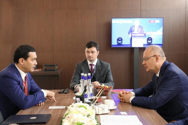 Впервые в Ташкенте пройдет выездная сессия Петербургского международного экономического форума