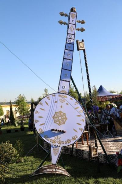 Куни кеча Марғилон шаҳрида халқаро фольклор фестивали бошланди