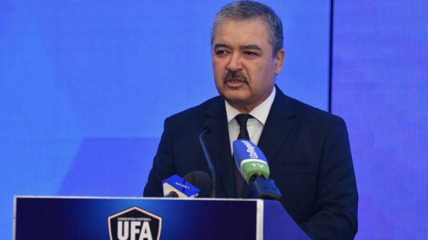 В Ассоциации футбола продолжается смена руководства: ее возглавит председатель СГБ Абдусалом Азизов