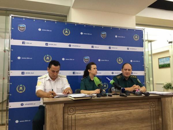 Туристическая полиция появится в Ташкенте уже в августе