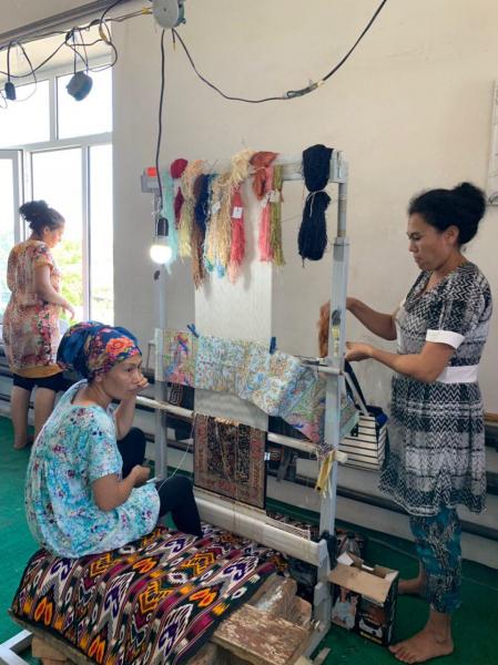 Туризм в Ферганской долине: от шелка до автомобилей