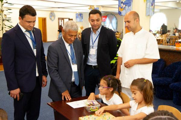 В Узбекистане откроют Центр нейрофизиологической реабилитации с применением уникальной методики украинских врачей