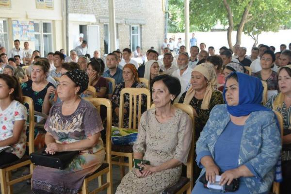 Фарғона вилояти ҳокимининг навбатдаги сайёр қабули