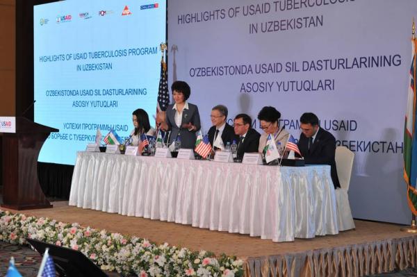 Посол США Дэниел Розенблюм - о будущих программах по сокращению и ликвидации туберкулеза в Узбекистане