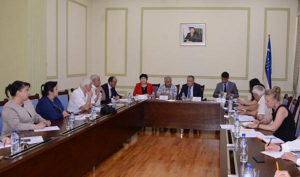 Проблемы сохранения культурного наследия обсудят в Самарканде