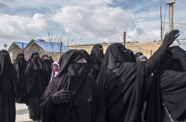 В северо-восточной Сирии создается свой Гуантанамо