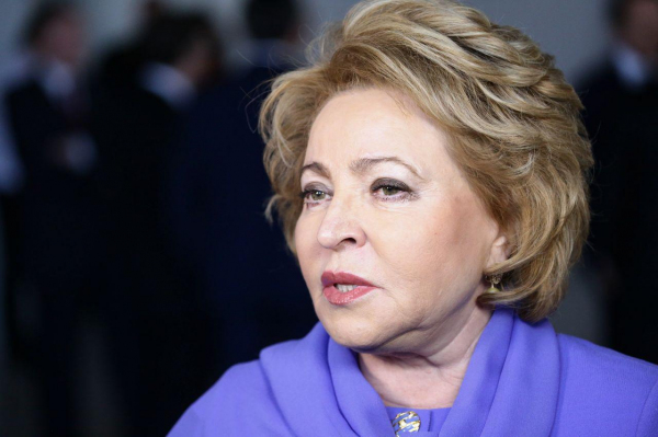 Осенью Узбекистан посетит российская делегация во главе с Валентиной Матвиенко