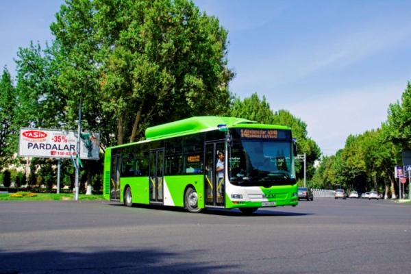 В день экзаменов городские автобусы начнут курсировать на час раньше