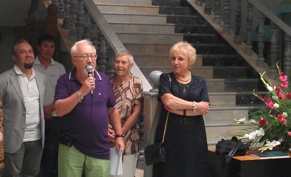 Александр Волков:  Нужна преемственность   в развитии  музея  имени Савицкого