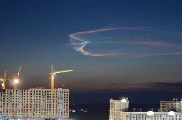 Загадочный объект в небе Узбекистана оказался российской баллистической ракетой