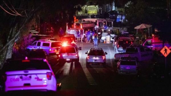 Четыре человека убиты в результате стрельбы на фестивале чеснока в Калифорнии