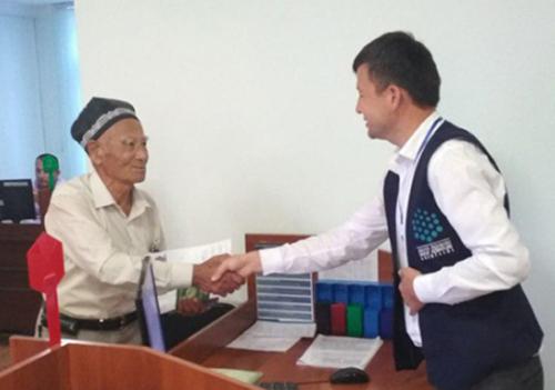 Самым старшим абитуриентом-2019 стал 80-летний житель Сурхандарьи