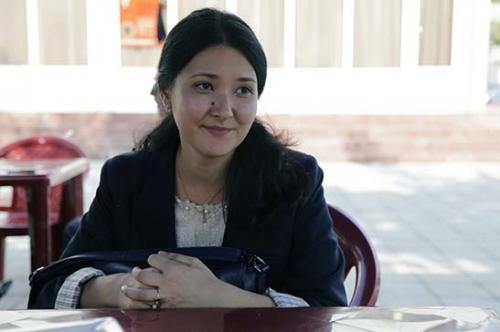 Шарофат Арабова (Таджикистан): странам Центральной Азии нужен общий кинопроект как проект по формированию региональной общности