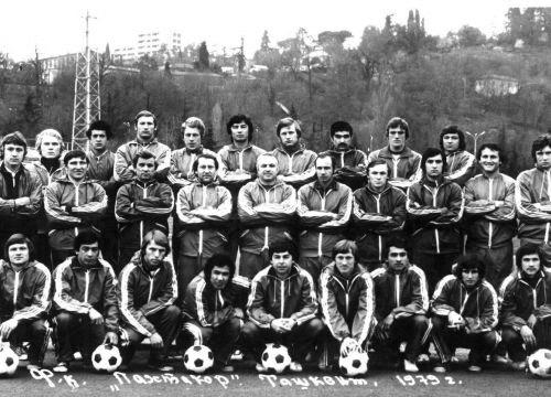 В Петрозаводске пройдет футбольный матч, посвященный памяти «Пахтакора-79»
