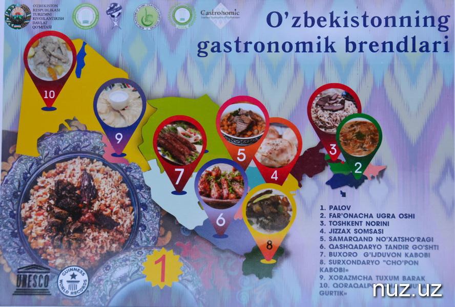В Узбекистане создана Ассоциация гастрономического туризма
