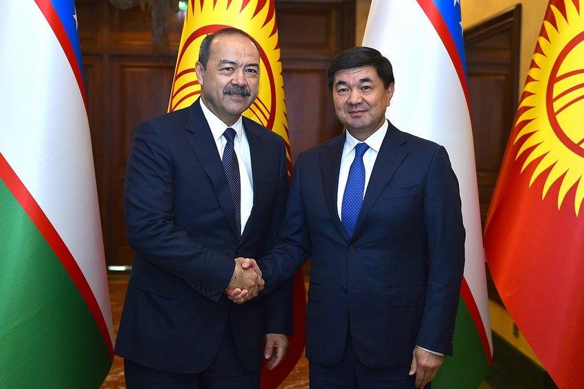 Последние километры: Киргизия и Узбекистан практически завершили описание общей границы