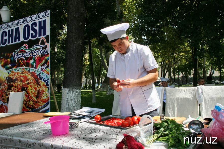 В Ташкенте открылся фестиваль Gastro Bazaar-2019
