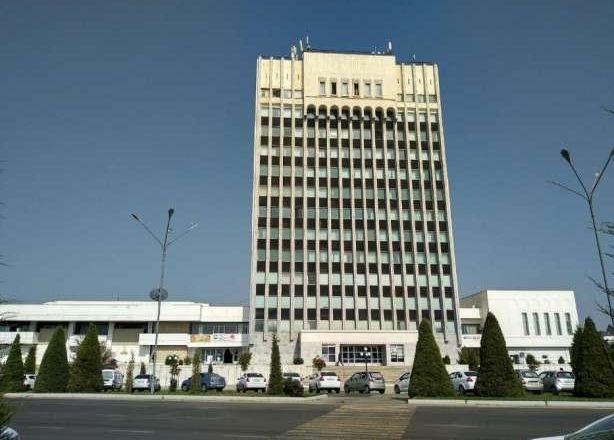 На месте бизнес-центра в Самарканде построят гостиницу. Здание лишится семи этажей