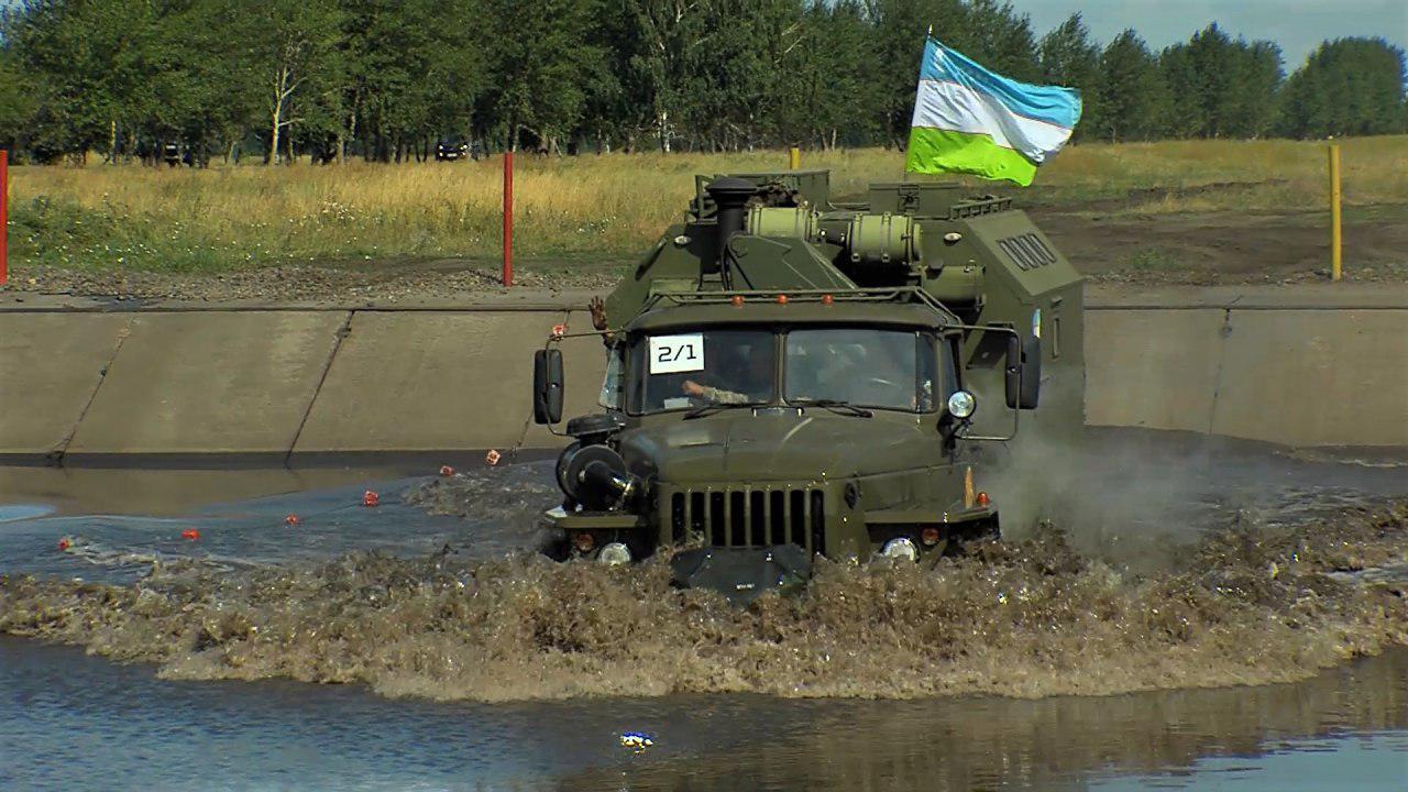 Военные Узбекистана заняли второе место на международном конкурсе «Рембат» в Омске