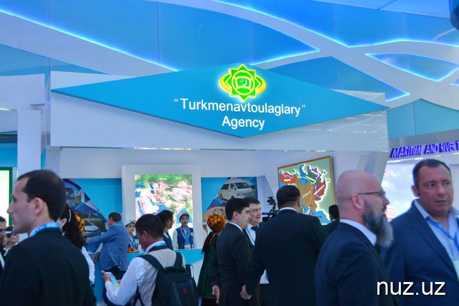 Вертолет, самолет, парадный автомобиль Шойгу и узбекский автопром на выставке Türkmen sährasy-2019 в Туркменбаши