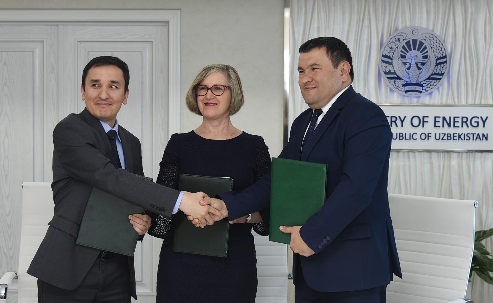 АБР поддержит проект по строительству фотоэлектрической станции в Узбекистане