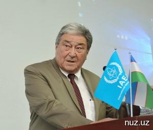 Узбекистан и МАГАТЭ отметили 25 лет совместного сотрудничества
