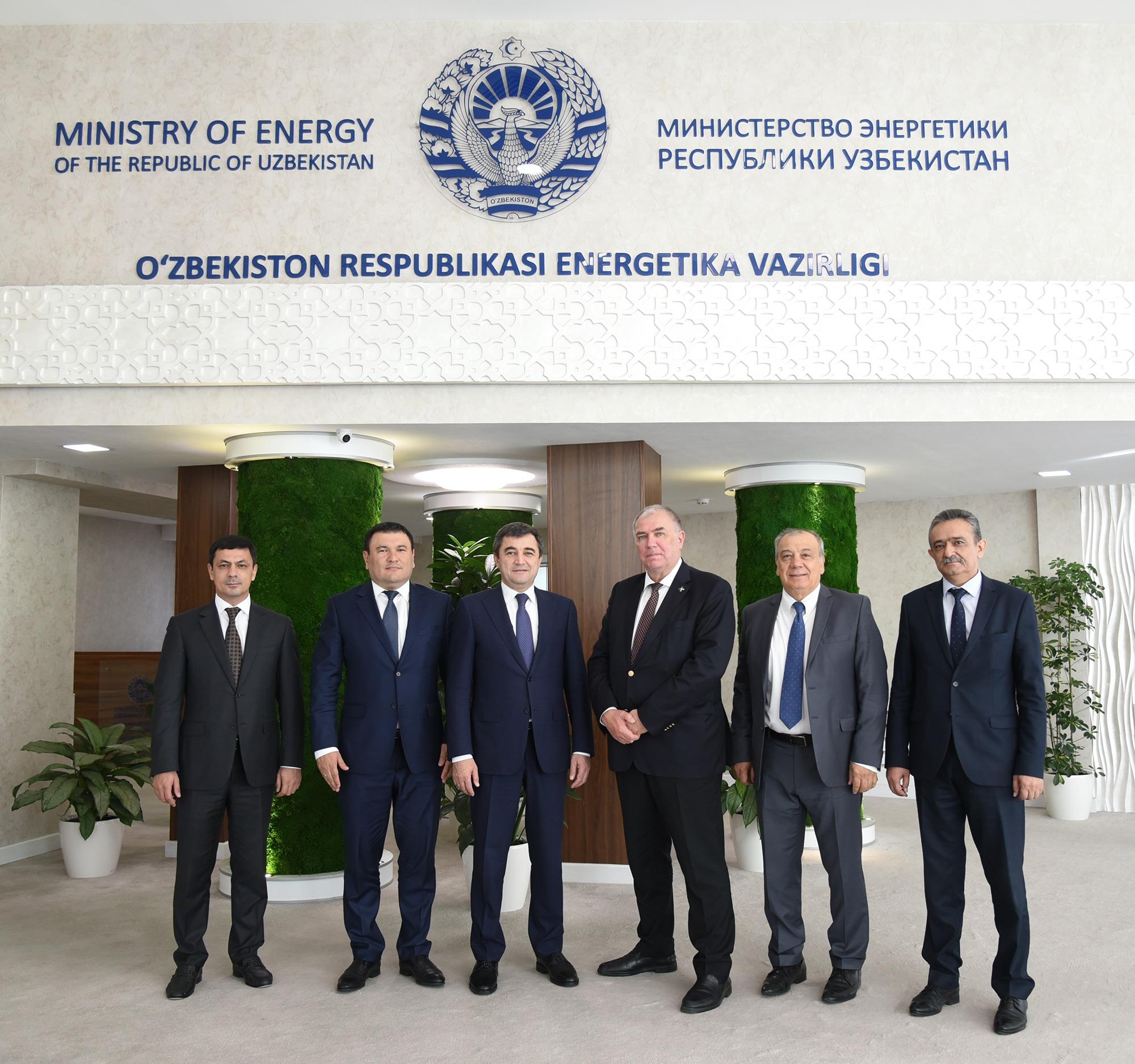 В Узбекистане идет подготовка к комплексному обзору ядерной инфраструктуры