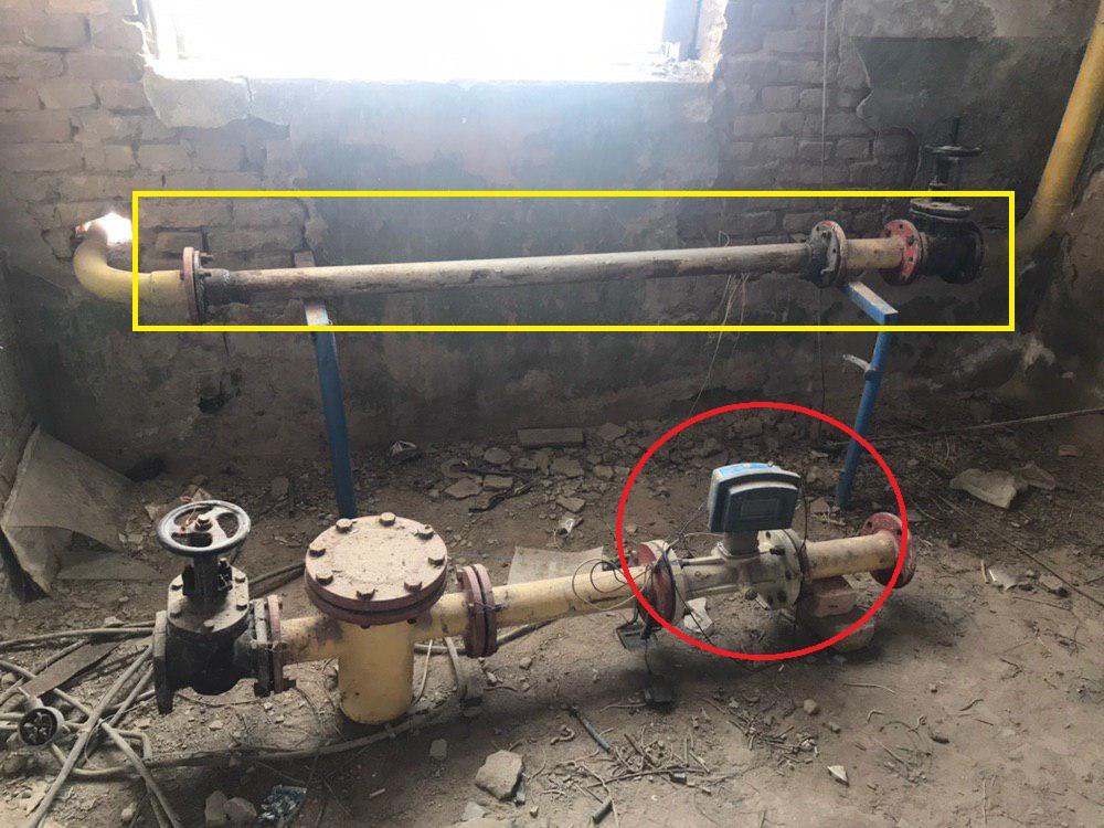Инспекторы «УЗНЕФТЕГАЗИНСПЕКЦИИ» вскрыли факты хищения газа на 40 млрд сумов