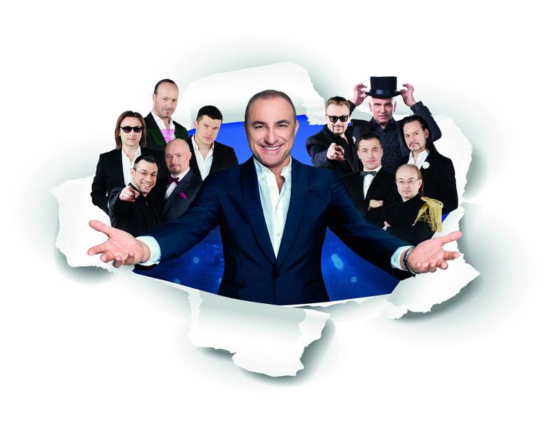 «Хор Турецкого» даст большой концерт в Ташкенте