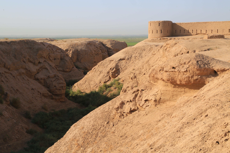 Древний город в Сурхандарье: как выглядит сейчас легендарная Александрия Оксианская?