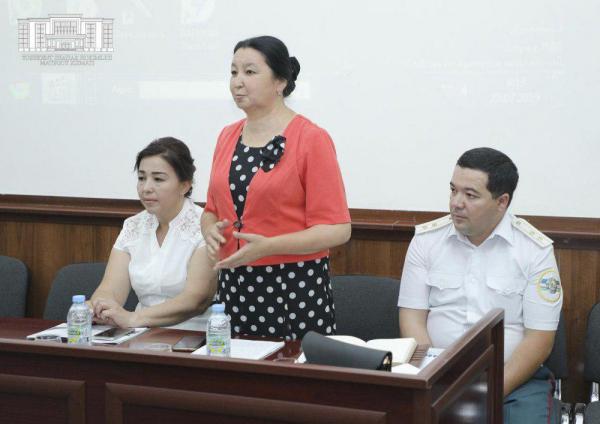 В Ташкенте выделили 23 категории женщин, склонных к совершению преступлений