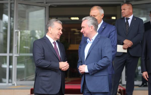 Белорусская компания предложила внедрить в Узбекистане новую платёжную систему, использующую QR-коды
