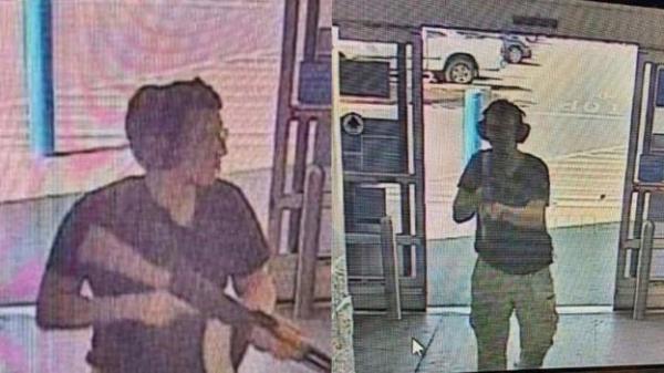 Стрельба в торговом центре в Техасе: 20 погибших, более 20 раненых. Шокирующее видео