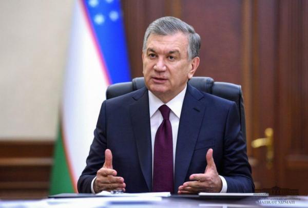 Шавкат Мирзиёев выразил соболезнования президенту США в связи с произошедшими трагедиями