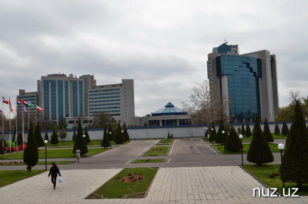 Международный бизнес-центр в Ташкенте возвращают Министерству внешней торговли
