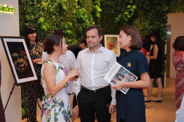 Известный сингапурский финансист стал послом Узбекистана по MICE-туризму