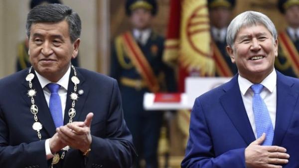 Как поссорились Атамбаев с Жээнбековым: причины кризиса в Кыргызстане