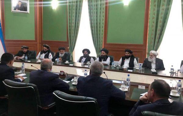 В МИД прошла встреча с представителями движения «Талибан»